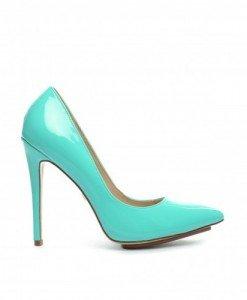 Pantofi Santo Turcoaz - Pantofi - Pantofi