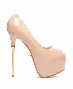 Pantofi Savo Bej - Pantofi - Pantofi