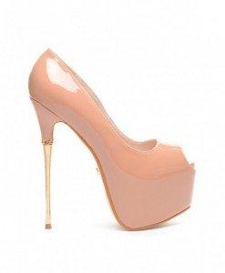 Pantofi Savo Nude - Pantofi - Pantofi