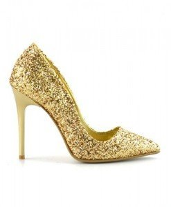 Pantofi Sclip Aurii 2 - Pantofi - Pantofi