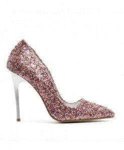 Pantofi Sclip Roz - Pantofi - Pantofi