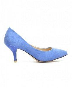 Pantofi Selina Albastri - Pantofi - Pantofi