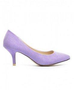Pantofi Selina Mov - Pantofi - Pantofi