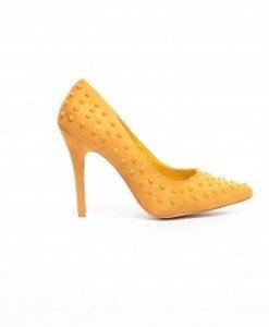 Pantofi Shogun Galbeni - Pantofi - Pantofi