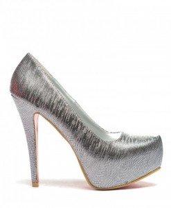 Pantofi Simba Argintii - Pantofi - Pantofi