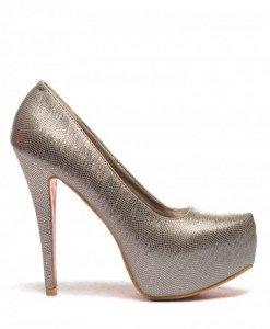 Pantofi Simba Gri - Pantofi - Pantofi
