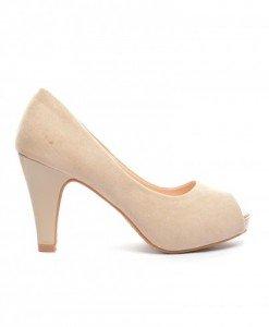 Pantofi Sore Bej - Pantofi - Pantofi