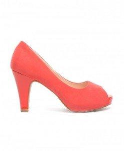 Pantofi Sore Rosii - Pantofi - Pantofi