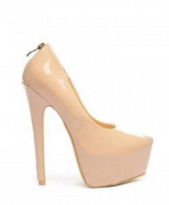 Pantofi Spic Bej - Pantofi - Pantofi