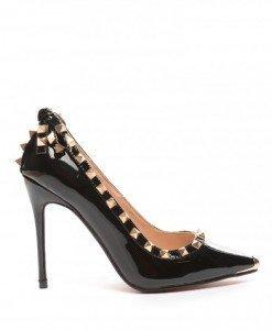Pantofi Suzu Negri - Pantofi - Pantofi