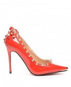 Pantofi Suzu Rosii - Pantofi - Pantofi