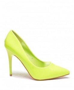 Pantofi Talida Galbeni - Pantofi - Pantofi