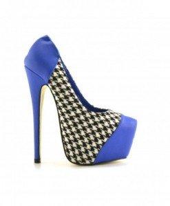 Pantofi Tango Albastri - Pantofi - Pantofi