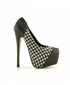 Pantofi Tango Negri - Pantofi - Pantofi