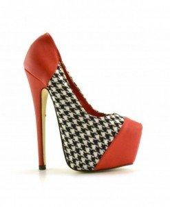 Pantofi Tango Rosii - Pantofi - Pantofi