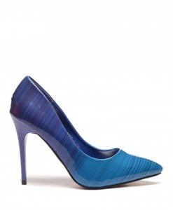 Pantofi Thasos Albastri - Pantofi - Pantofi
