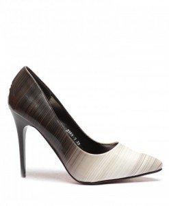 Pantofi Thasos Negri - Pantofi - Pantofi