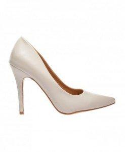 Pantofi Tiff Albi - Pantofi - Pantofi