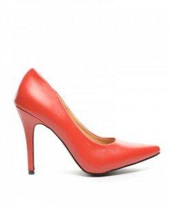 Pantofi Tiff Rosii - Pantofi - Pantofi