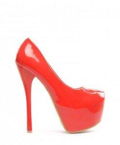 Pantofi Tiguan Rosii - Pantofi - Pantofi