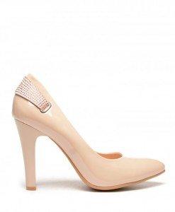 Pantofi Valdo Nude - Pantofi - Pantofi