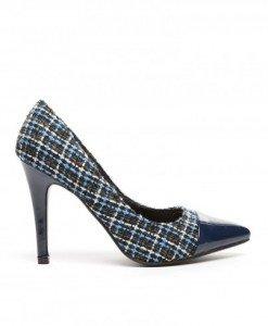 Pantofi Velio Albastri - Pantofi - Pantofi