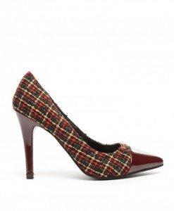 Pantofi Velio Rosii - Pantofi - Pantofi