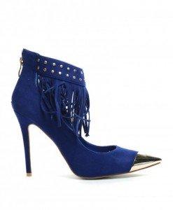Pantofi Venesa Albastri - Pantofi - Pantofi