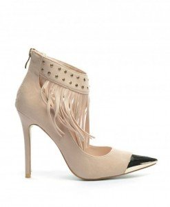 Pantofi Venesa Bej - Pantofi - Pantofi