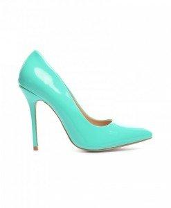 Pantofi Vepe Turcoaz - Pantofi - Pantofi