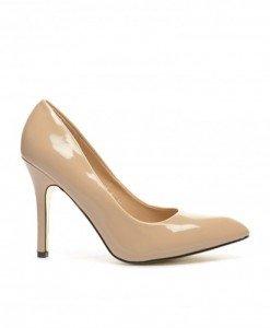 Pantofi Vily Bej - Pantofi - Pantofi