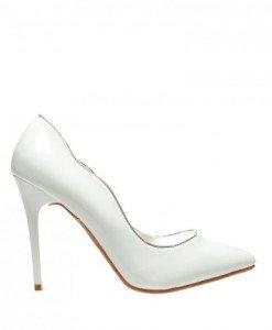 Pantofi Volt Albi - Pantofi - Pantofi
