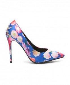 Pantofi Wman Albastri - Pantofi - Pantofi