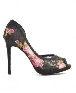 Pantofi Yuri Negri 2 - Pantofi - Pantofi