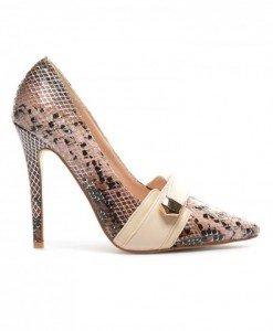 Pantofi Zanke Camel - Pantofi - Pantofi