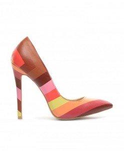 Pantofi Zebro Rosii - Pantofi - Pantofi