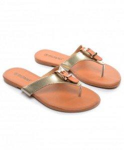 Papuci Dino Aurii - Sandale - Sandale