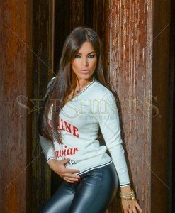 Pulover MissQ Rich Girl Nude - Pulovere -
