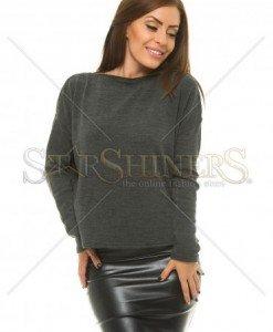Pulover PrettyGirl Trendiest Grey - Pulovere -