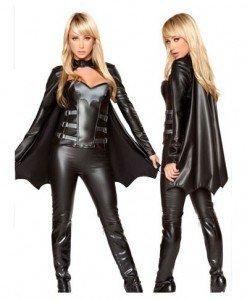 Q135 Costum tematic liliac batgirl - Super Eroi - Haine > Haine Femei > Costume Tematice > Super Eroi