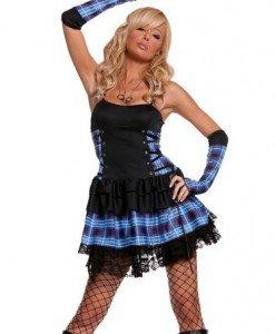 Q137 Costum Tematic - Scolarita - Scolarita - Haine > Haine Femei > Costume Tematice > Scolarita