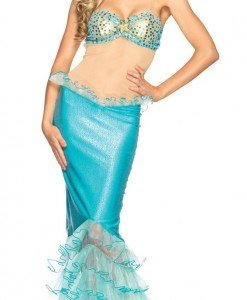Q168 Costum Tematic Sirena Sexi - Basme si Legende - Haine > Haine Femei > Costume Tematice > Basme si Legende