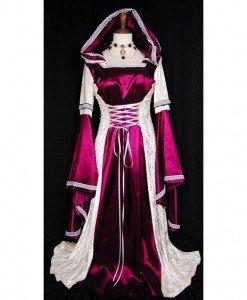 Q218-55 Costum tematic medieval - Epoca - Medieval - Haine > Haine Femei > Costume Tematice > Epoca - Medieval