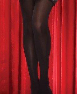 Q43 Accesorii ciorapi cu fundite negre - Ciorapi dama - Haine > Haine Femei > Ciorapi si manusi > Ciorapi dama