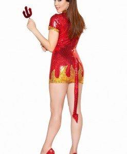 R137 Costum Tematic Dracusor - Inger & Dracusor - Haine > Haine Femei > Costume Tematice > Inger & Dracusor