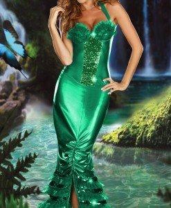 R162 Costum Tematic Sirena - Basme si Legende - Haine > Haine Femei > Costume Tematice > Basme si Legende