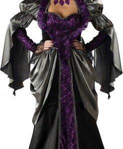 R218 Costum tematic regina - Basme si Legende - Haine > Haine Femei > Costume Tematice > Basme si Legende