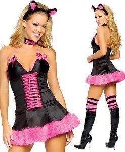 R49 Costum Tematic - Felina