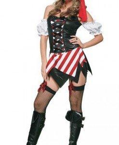 R87 Costum Tematic Pirat - Pirat - Haine > Haine Femei > Costume Tematice > Pirat