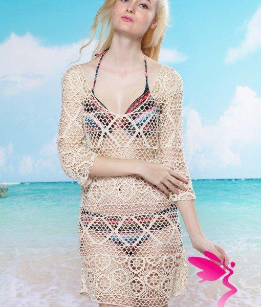 RV90 Bluza Lunga Plaja – Costume de plaja – Haine > Haine Femei > Costume de baie > Costume de plaja